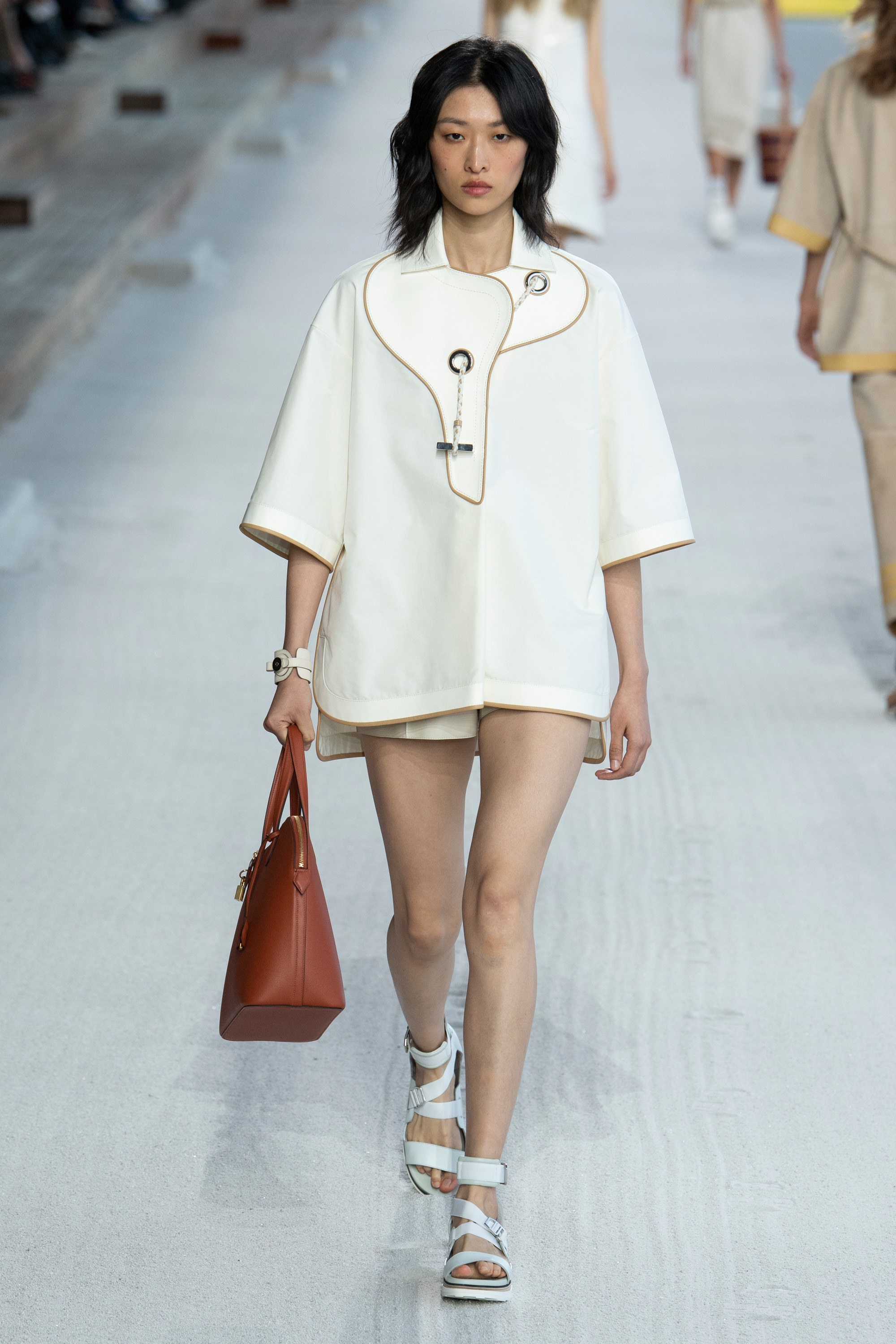 Trini | Hermes Spring 2019 RTW Collection
