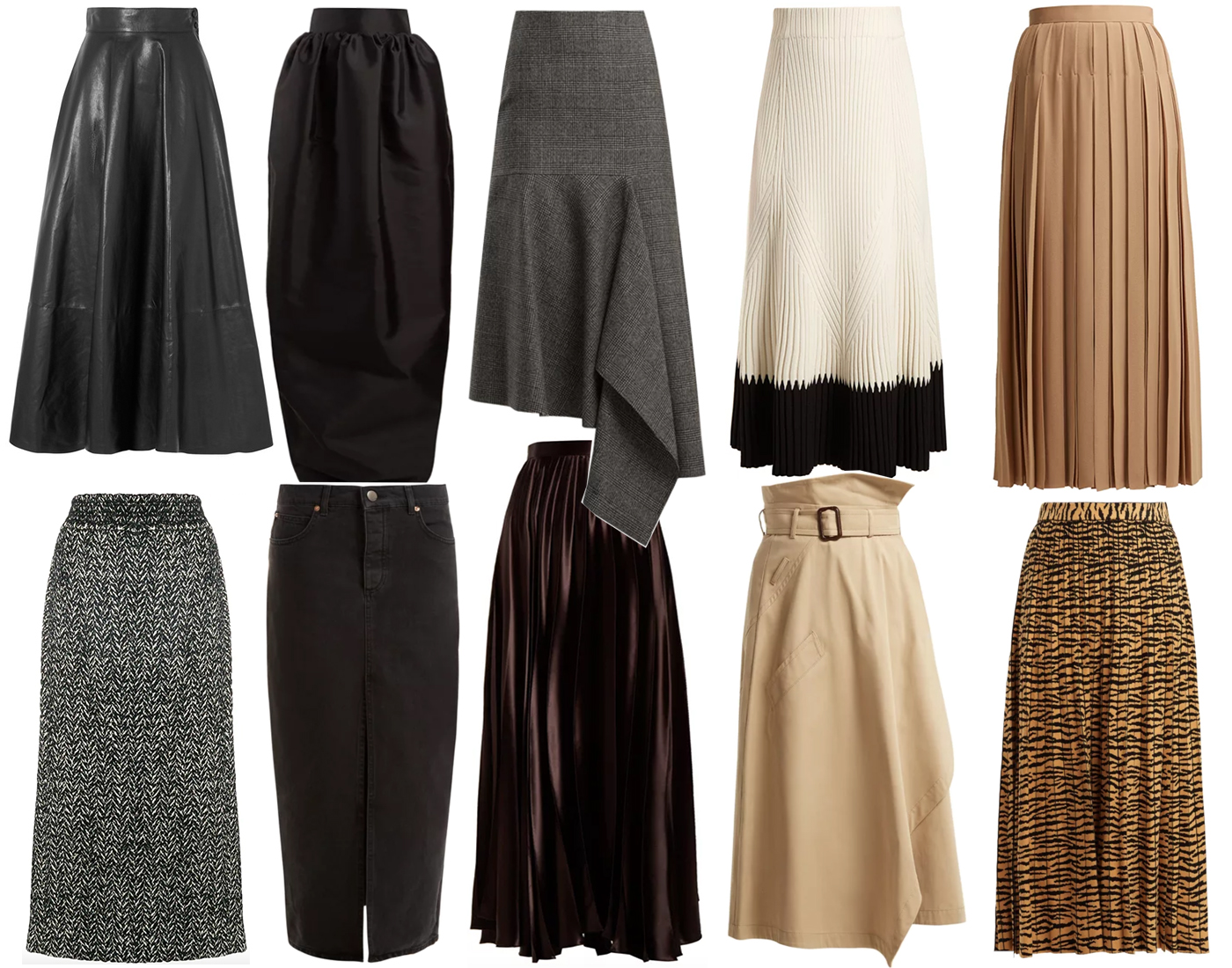 Trini | Fall Winter 2018 skirts