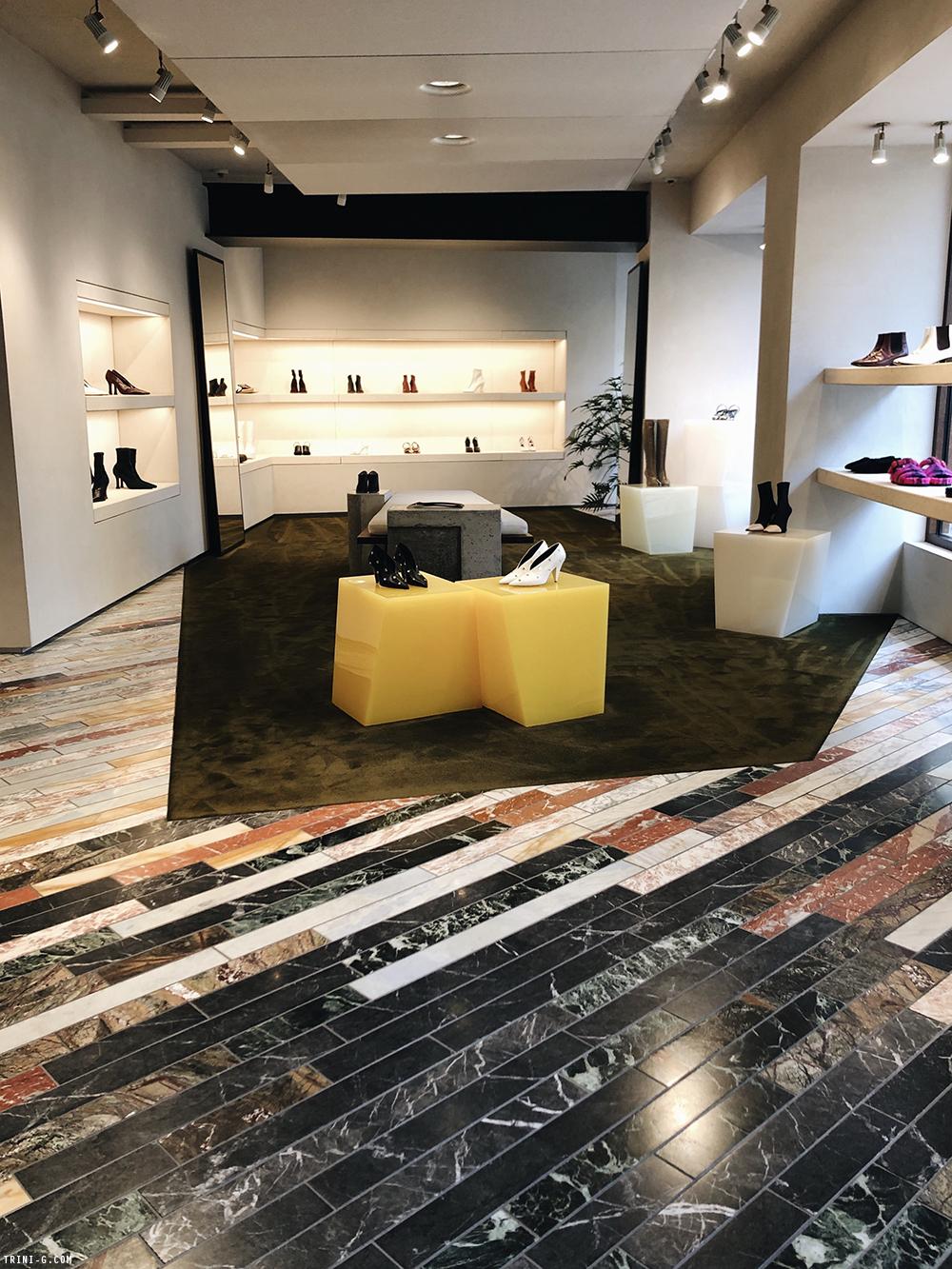 Trini | Céline Milano Store 2018