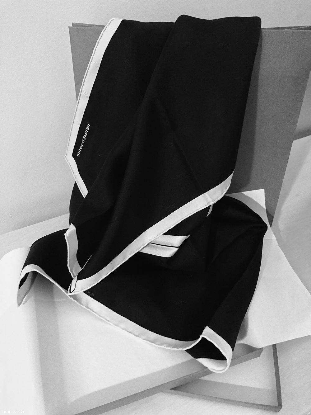 Trini | Hermès Carré 90 Galon