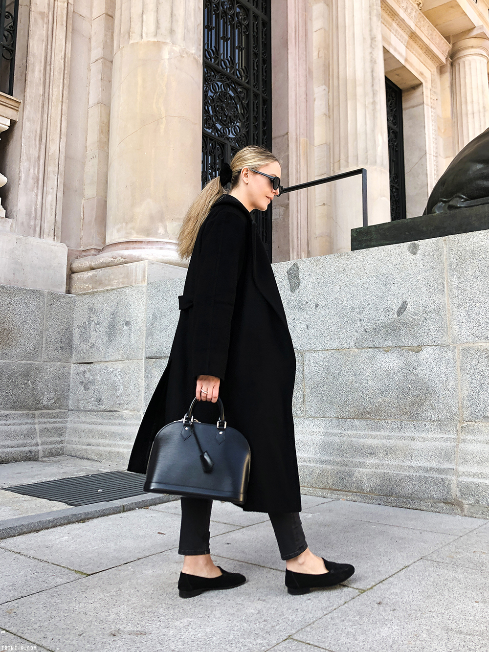 Trini | Max Mara Manuela coat The Row loafers