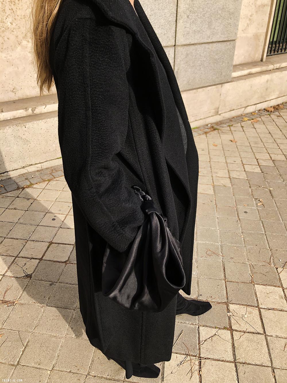 Trini | Max Mara Manuela coat
