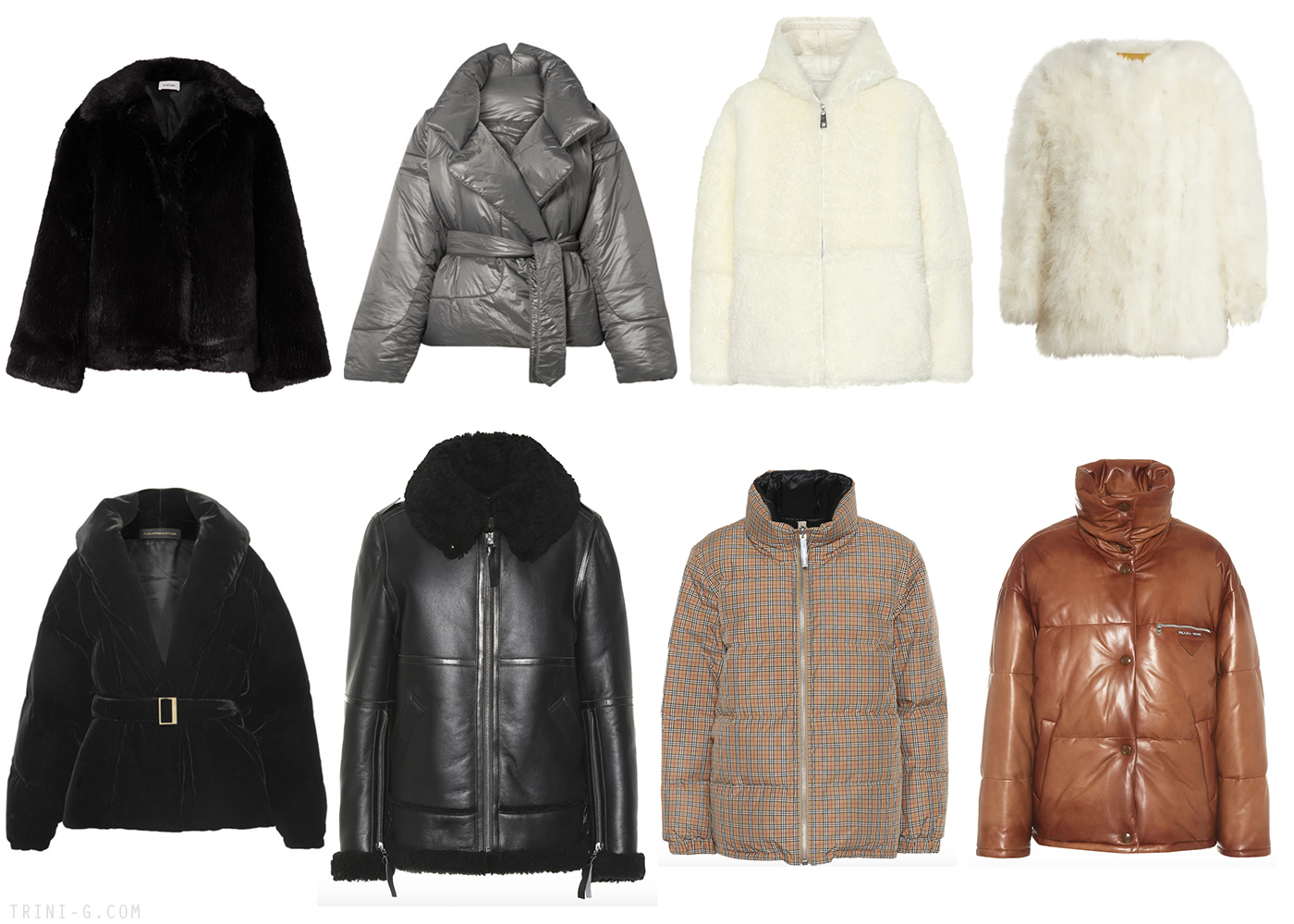 Trini | Winter Jackets