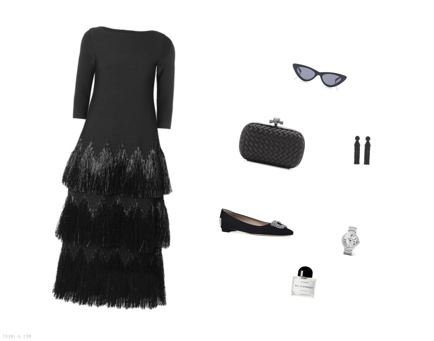 Trini | Alaia dress