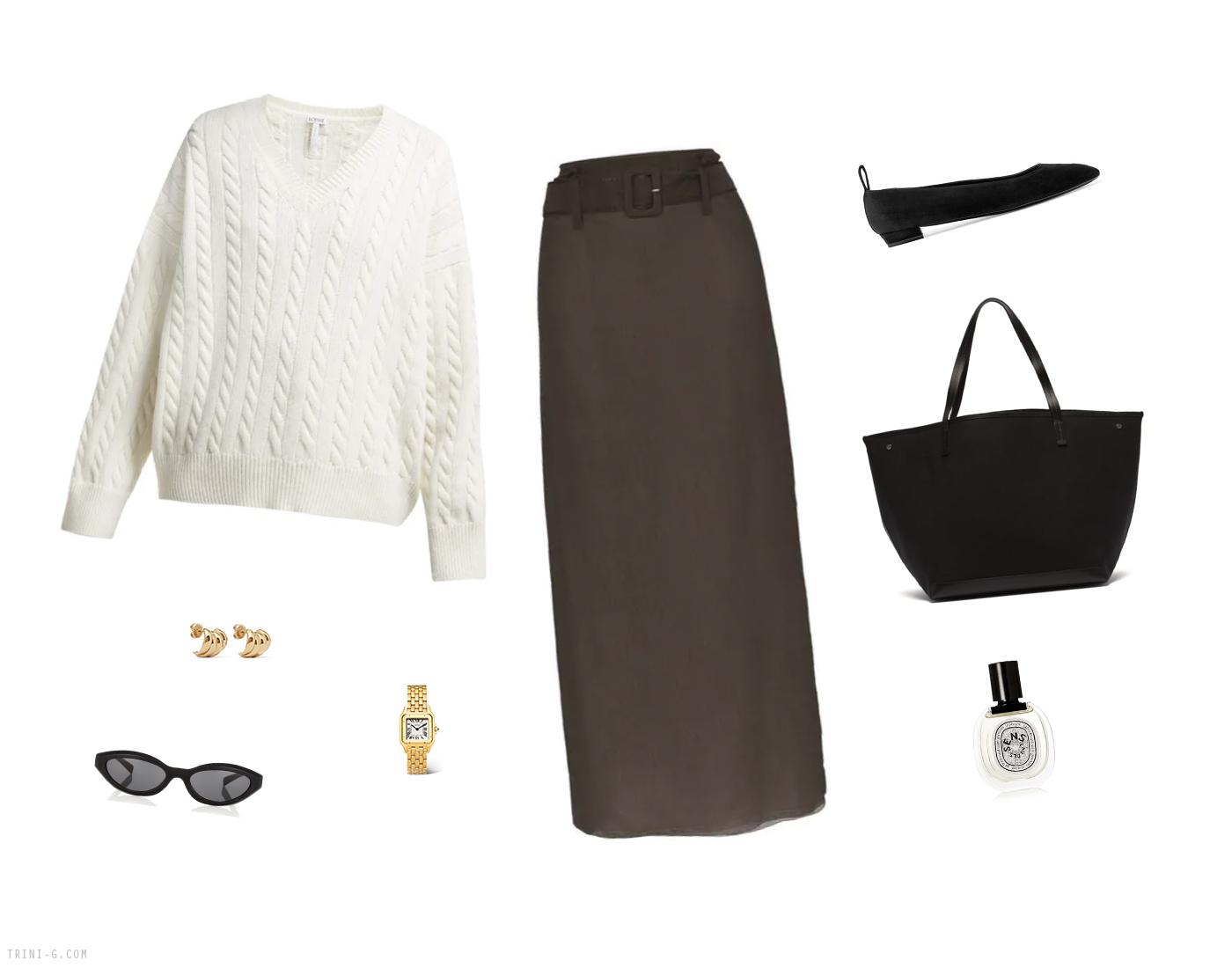 Trini | Prada skirt