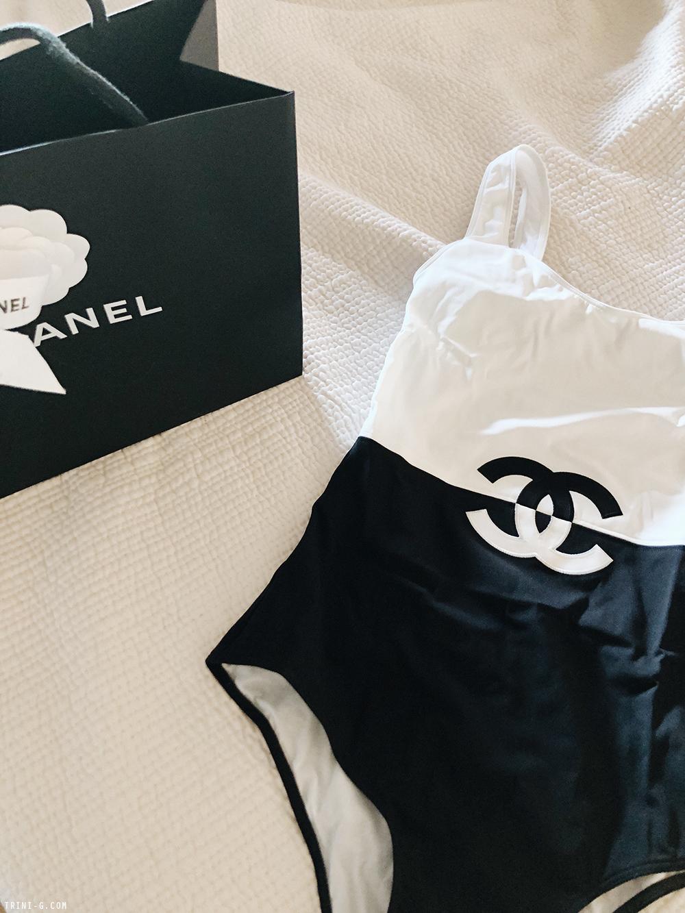 Trini | Chanel swimwear