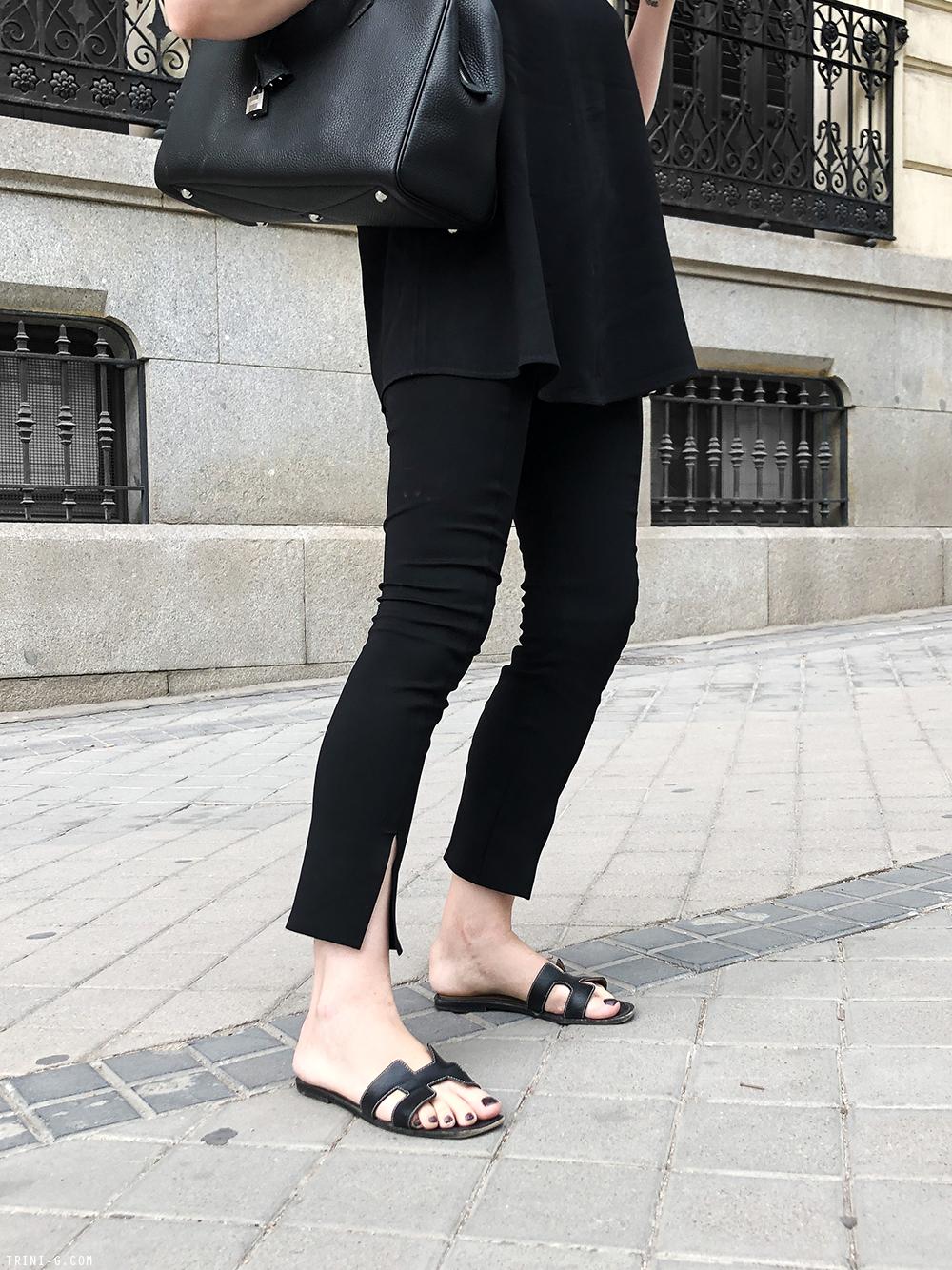 Trini | Stella McCartney top The Row leggings