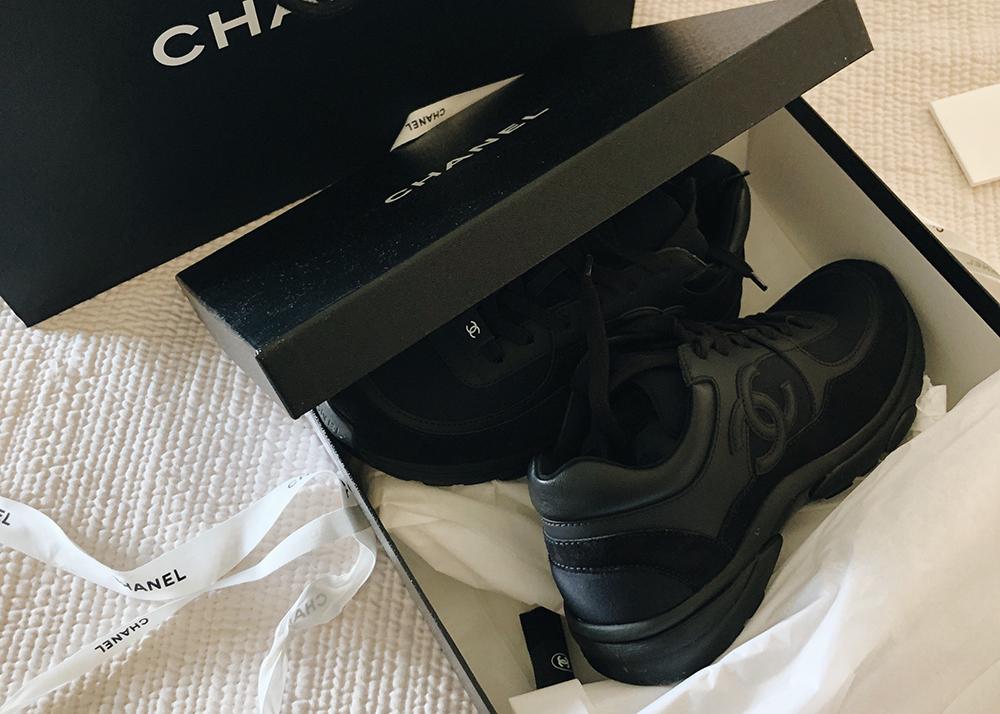 Trini |Chanel sneakers