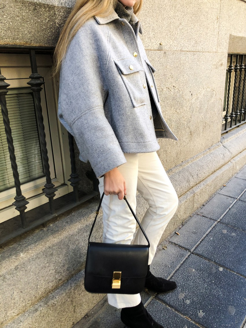 Trini   Chloe jacket The Row jeans