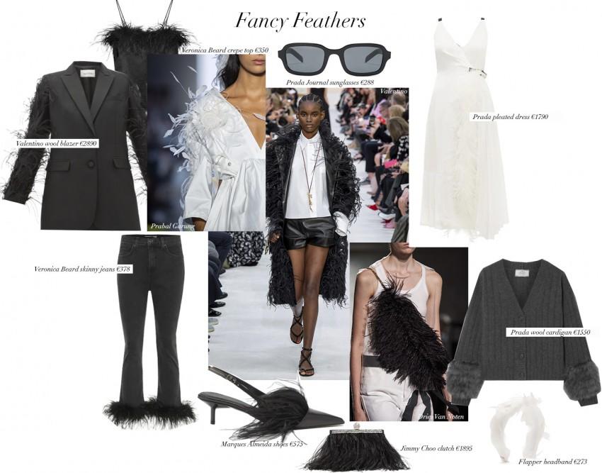 Trini | Fancy Feathers