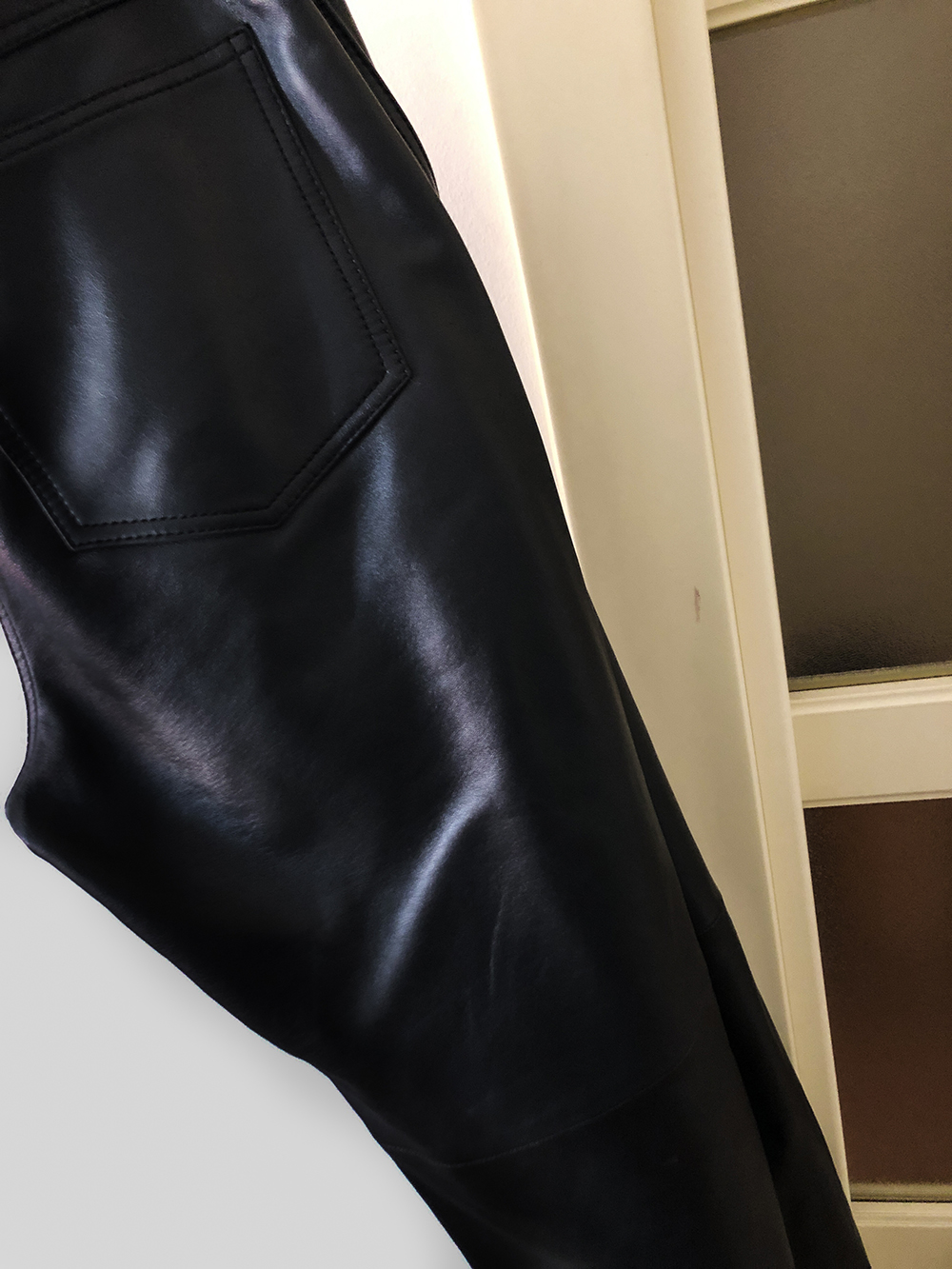 Trini | Max Mara leather pants