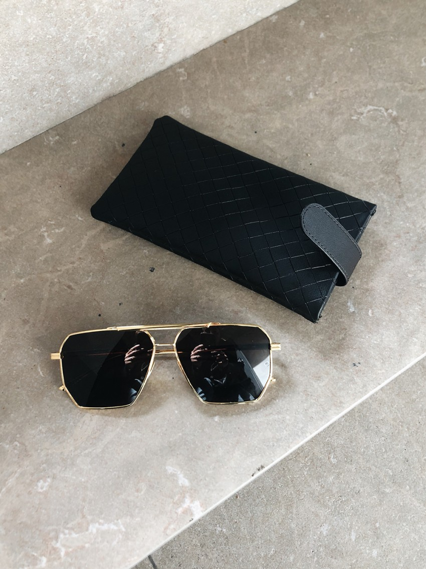 Trini | Bottega Veneta aviator sunglasses