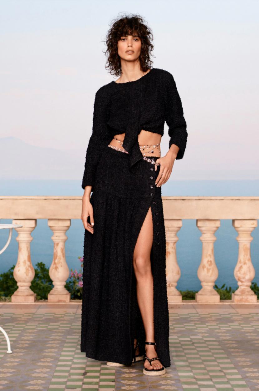 Trini | Chanel Resort 2021 RTW Collection