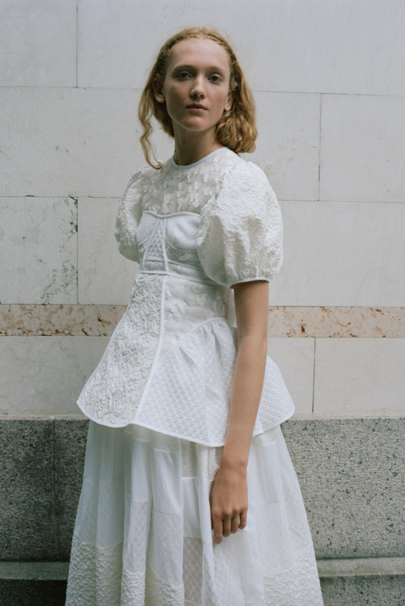 Trini   Cecilie Bahnsen Resort 2021 RTW Collection