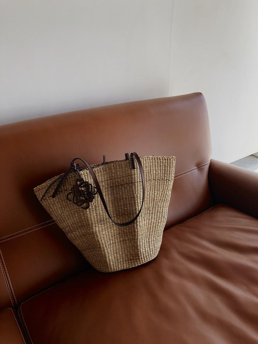 Trini | Loewe Shell Basket bag
