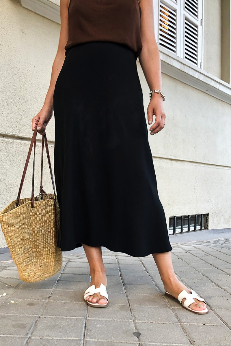 Trini | The Row skirt MaxMara top