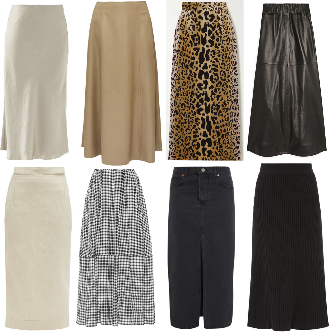 Trini | Fall 2020 skirts