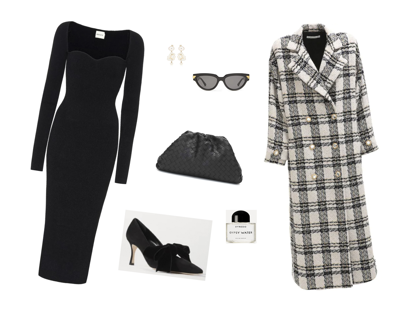 Trini | Christmas Eve outfit