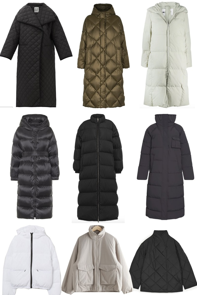 Trini | Puffer coats