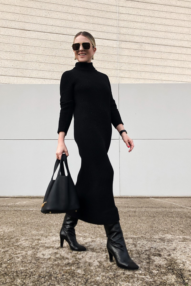 Trini | MaxMara dress (get it HERE)