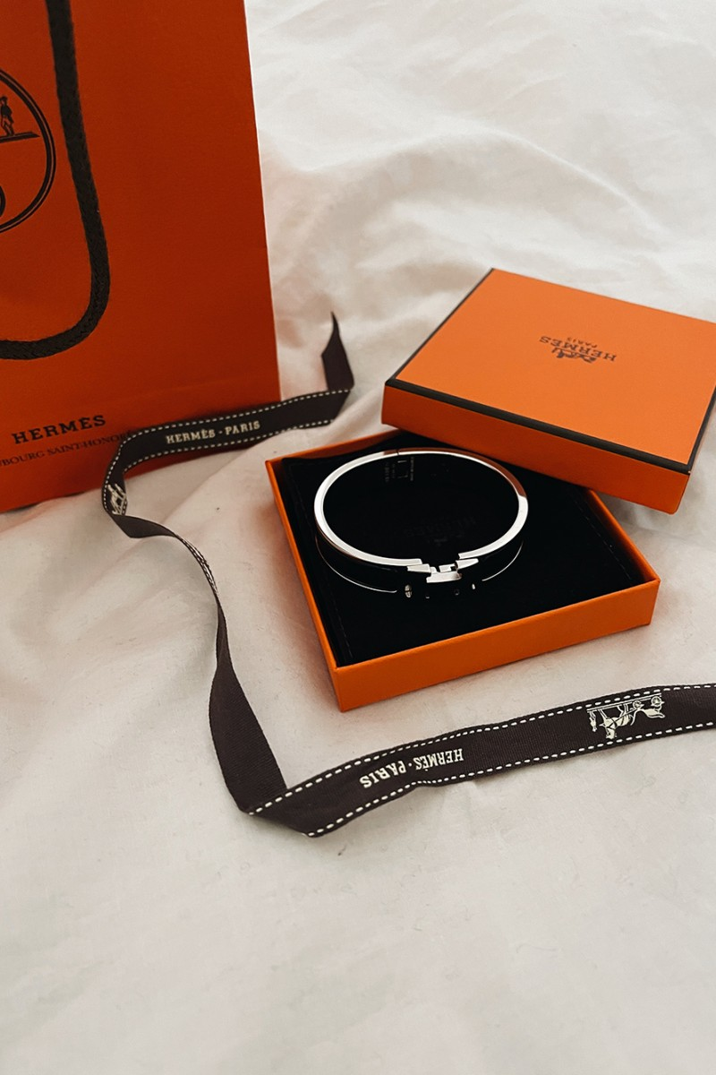 Trini | Hermes H click bracelet
