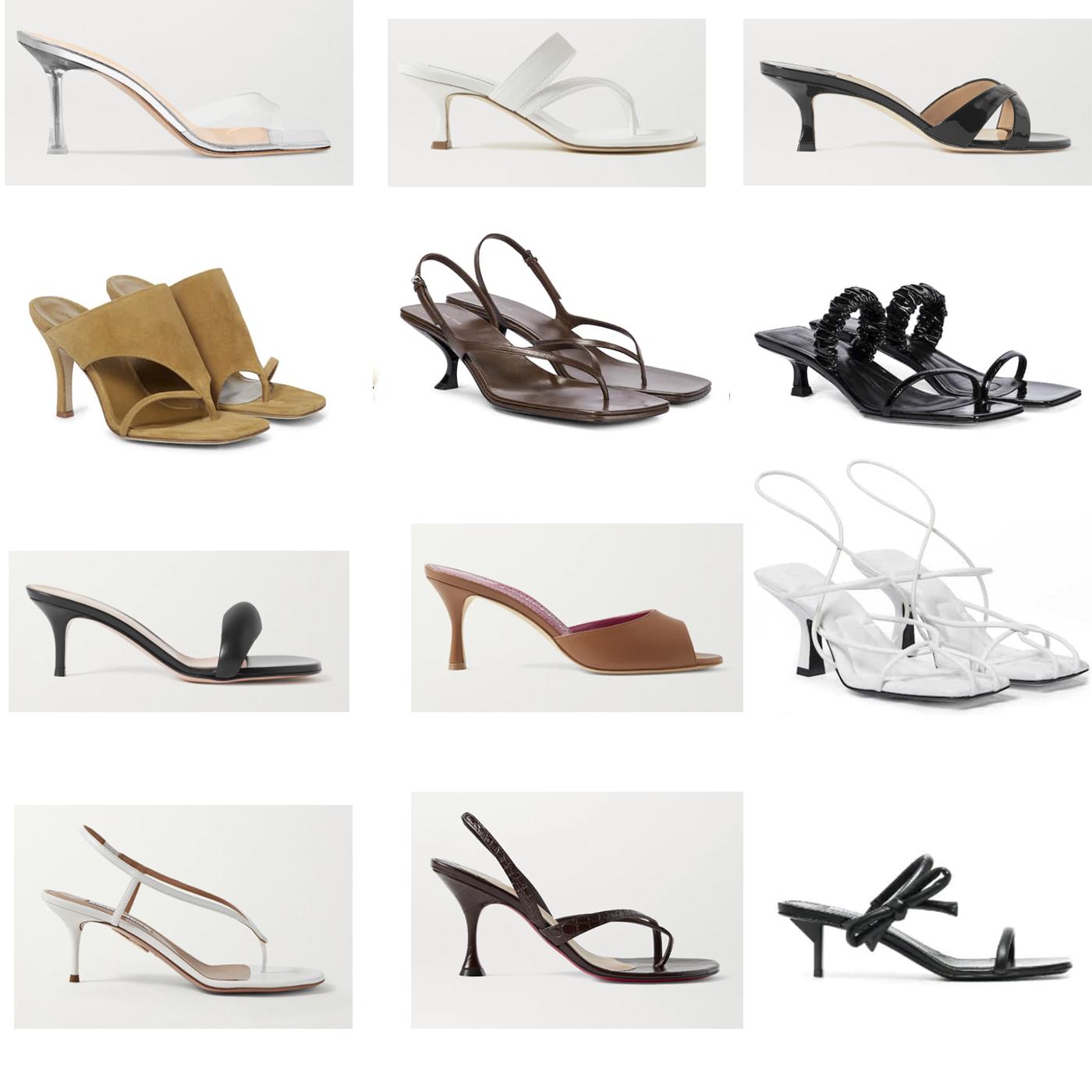 Trini |summer shoes edit