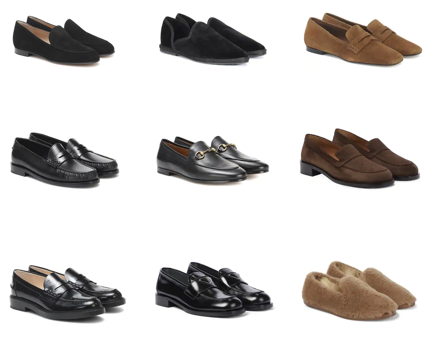 Trini |LOAFERS shoes edit